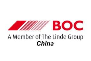 BOC - Member of Linde Group China Logo