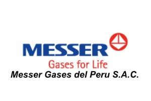 Messer - Gases for Life - Messer Gases Del Peru S.A.C. Logo