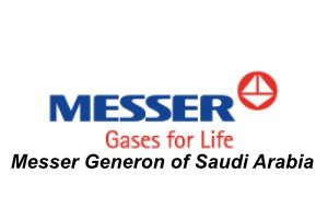 Messer Generon of Saudi Arabia Logo